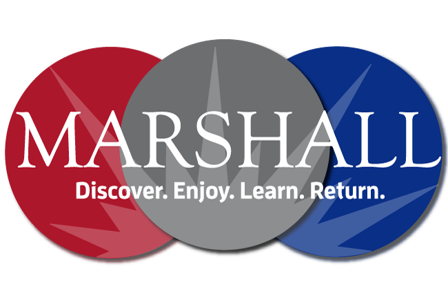 MARSHALL - Discover. Enjoy. Learn. Return.