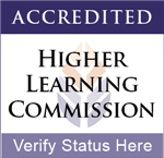 Accredited - Higher Learning Commission - Verify Status Here