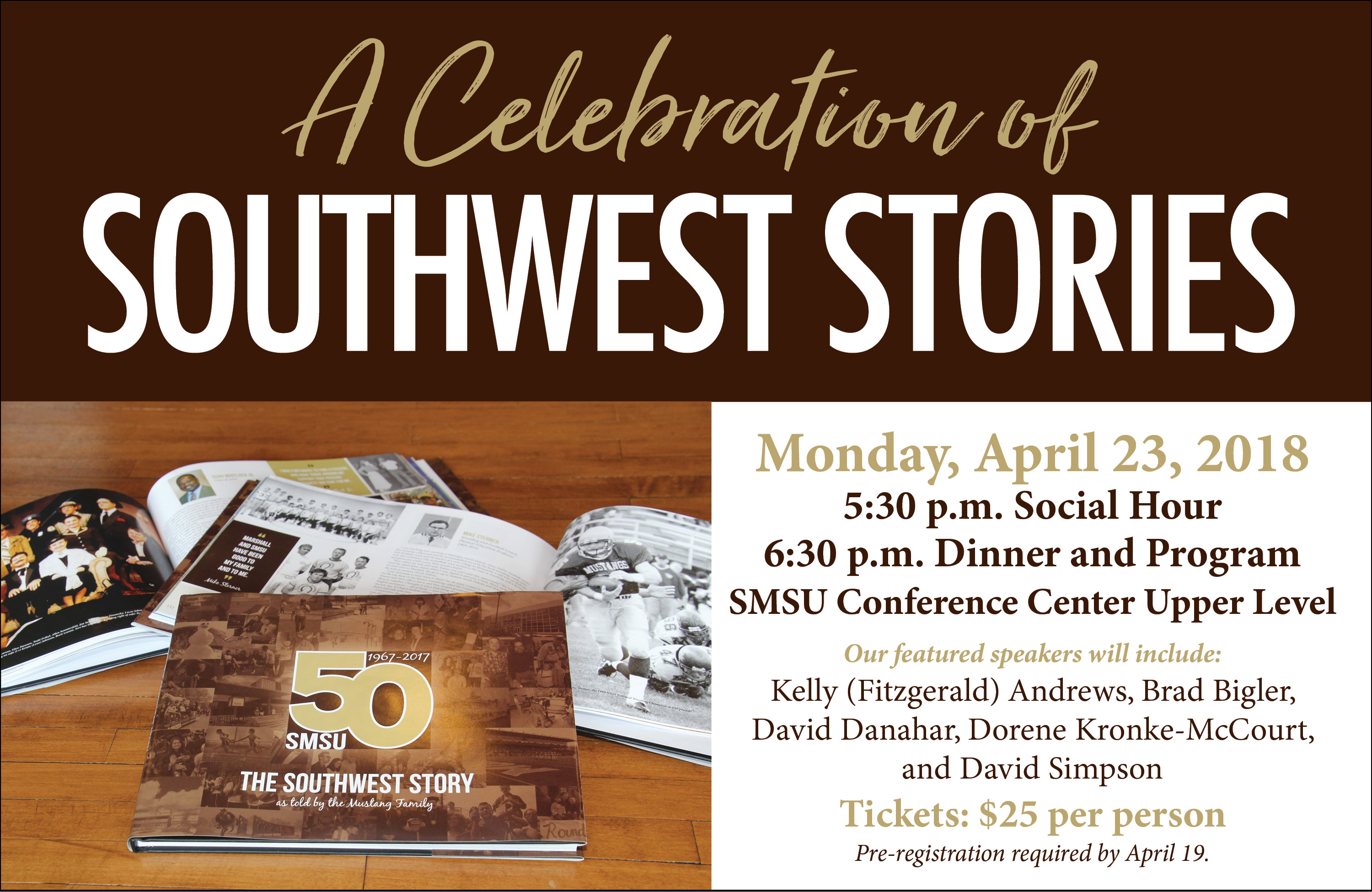 50th Celebration April 23