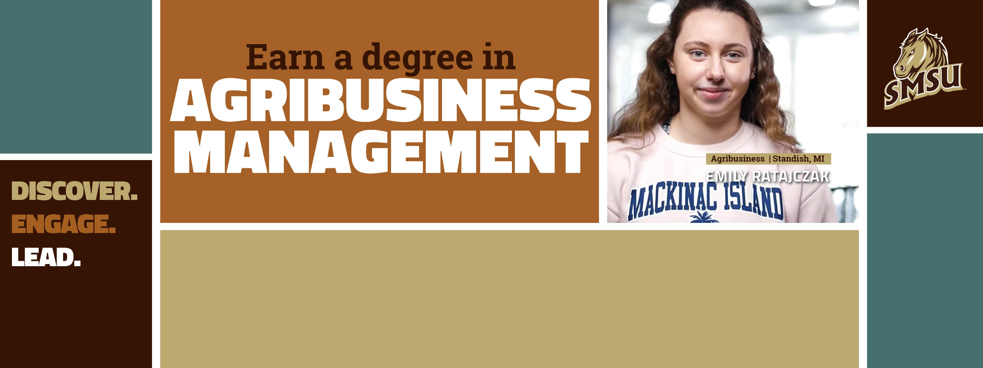 Earn A Degree In Agribusiness Management - Discover. Engage. Lead.