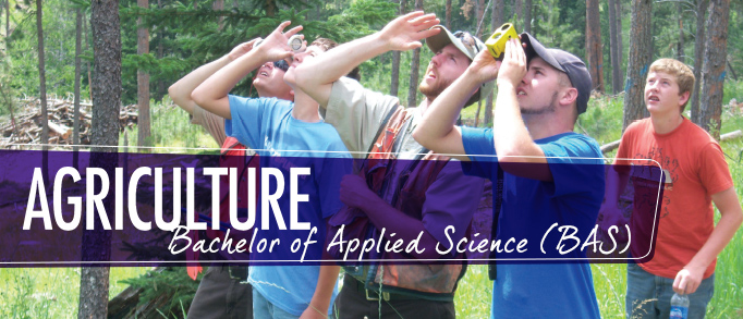 Agriculture - Bachelor of Applied Science