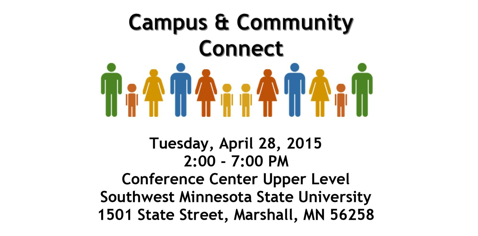 Campus and Community Connect Event