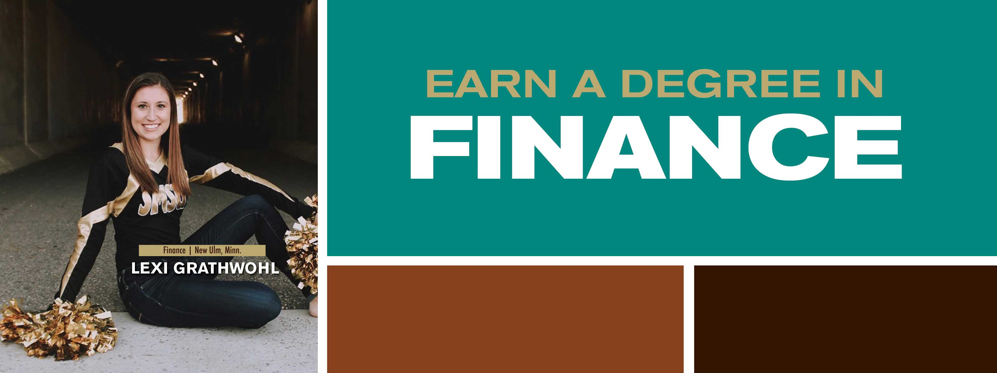 Earn A Degree In Finance - Discover. Engage. Lead.
