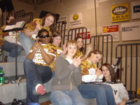 Pep Band Angels