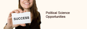 Political Science Opportunities