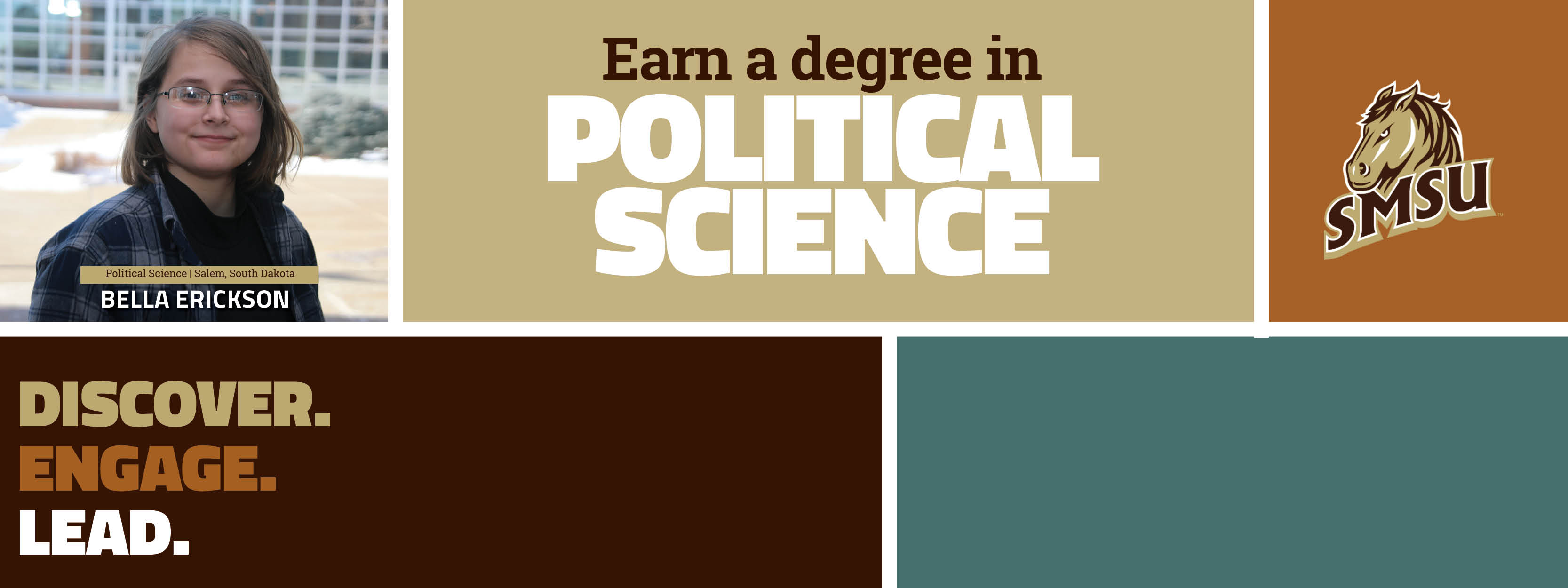 Earn A Degree In Political Science - Discover. Engage. Lead.