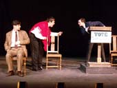 The great election debate!