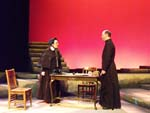 Sister Aloysius must confront Father Flynn