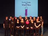 Cast and Crew of Love, Loss and What I Wore