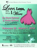 Love, Loss and What I Wore Poster