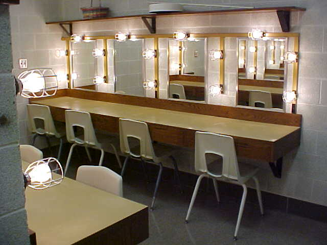 Make-up Room 1