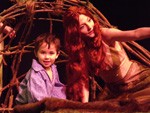Titania and the lovely Changeling Boy
