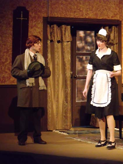 SMSU - Theatre Arts - Musical Comedy Murders of 1940