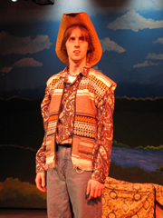 Alex Robert Holmes as Pippin