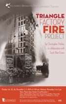 Triangle Factory Fire Project Poster