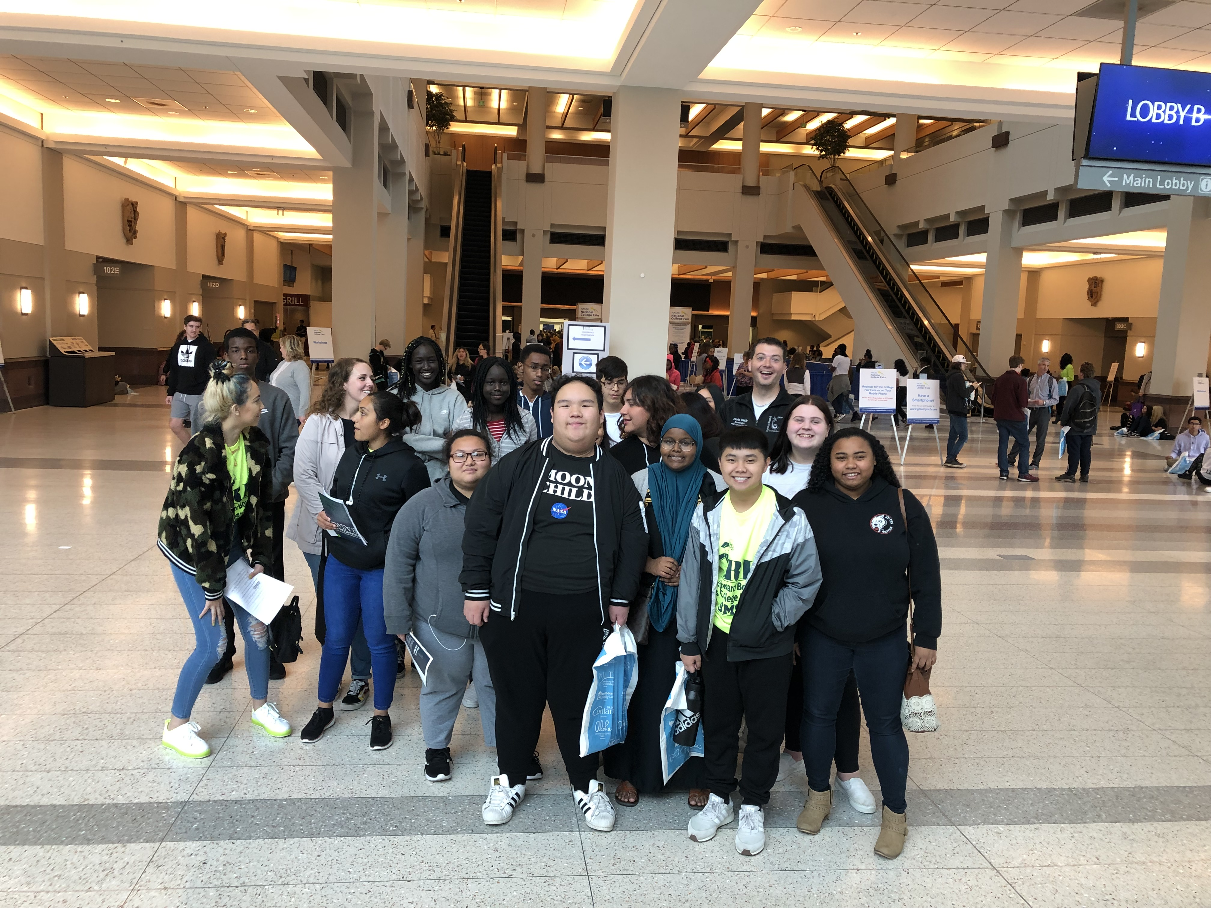 National College Fair October 2019