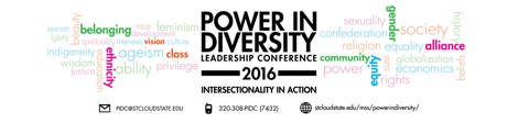 Power in Diversity Leadership Conference 2016