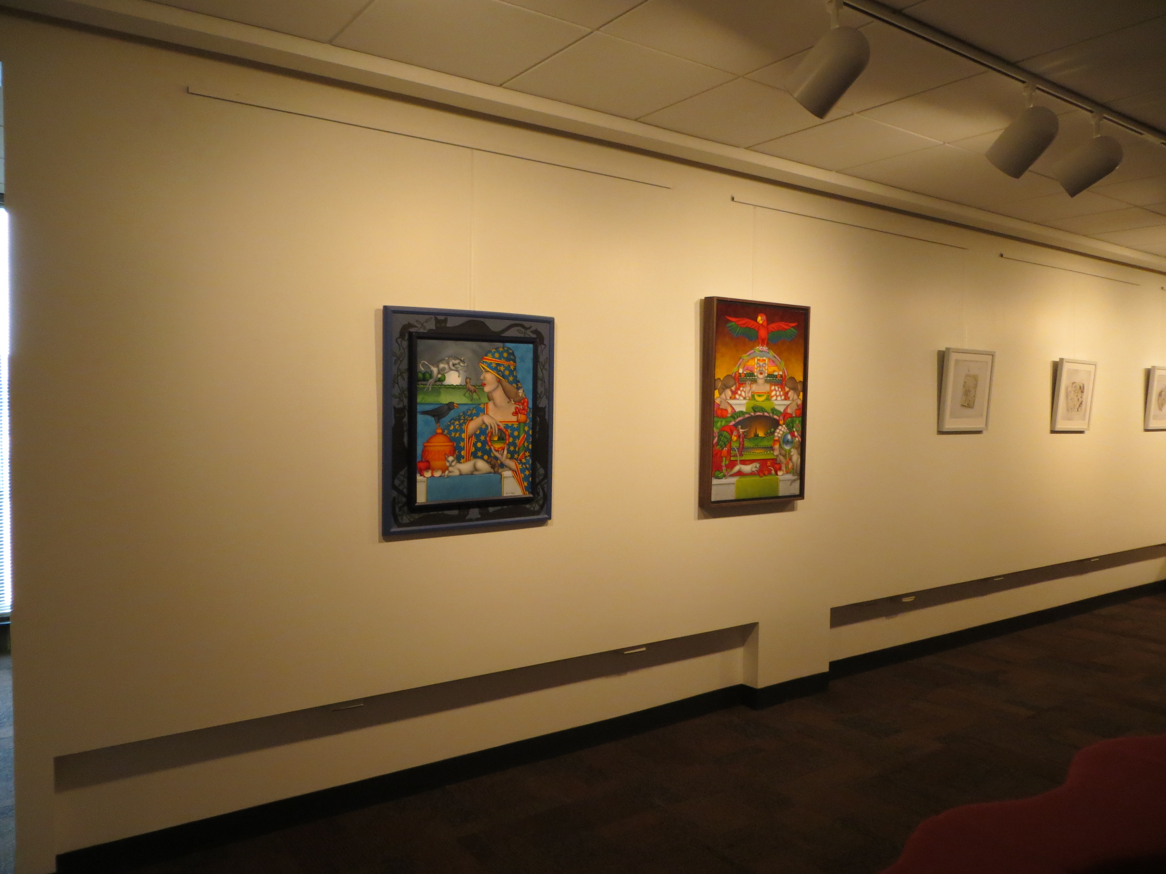 Alumni Art Exhibit 2