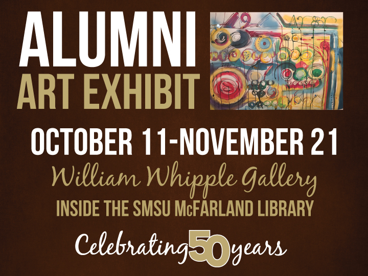 Alumni Art Exhibit 2 For 50th Anniversary