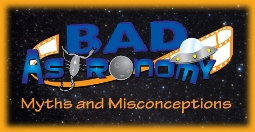 Bad Astronomy Logo