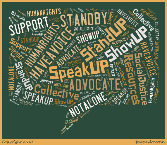 Human Rights Advocacy Group 68