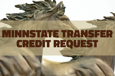 Minnesota State Transfer Credit Request