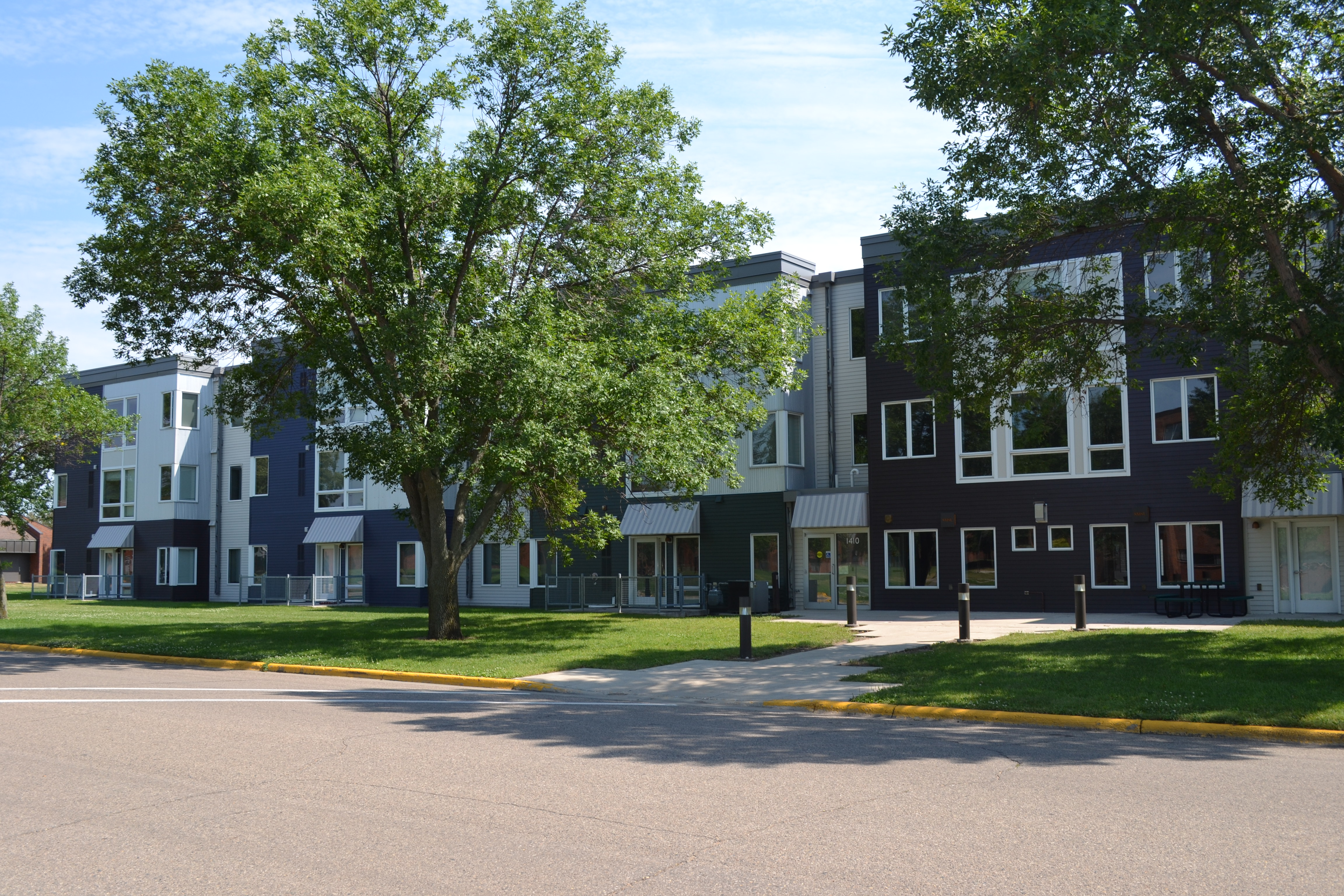 Picture of Foundation Residence Apartment building