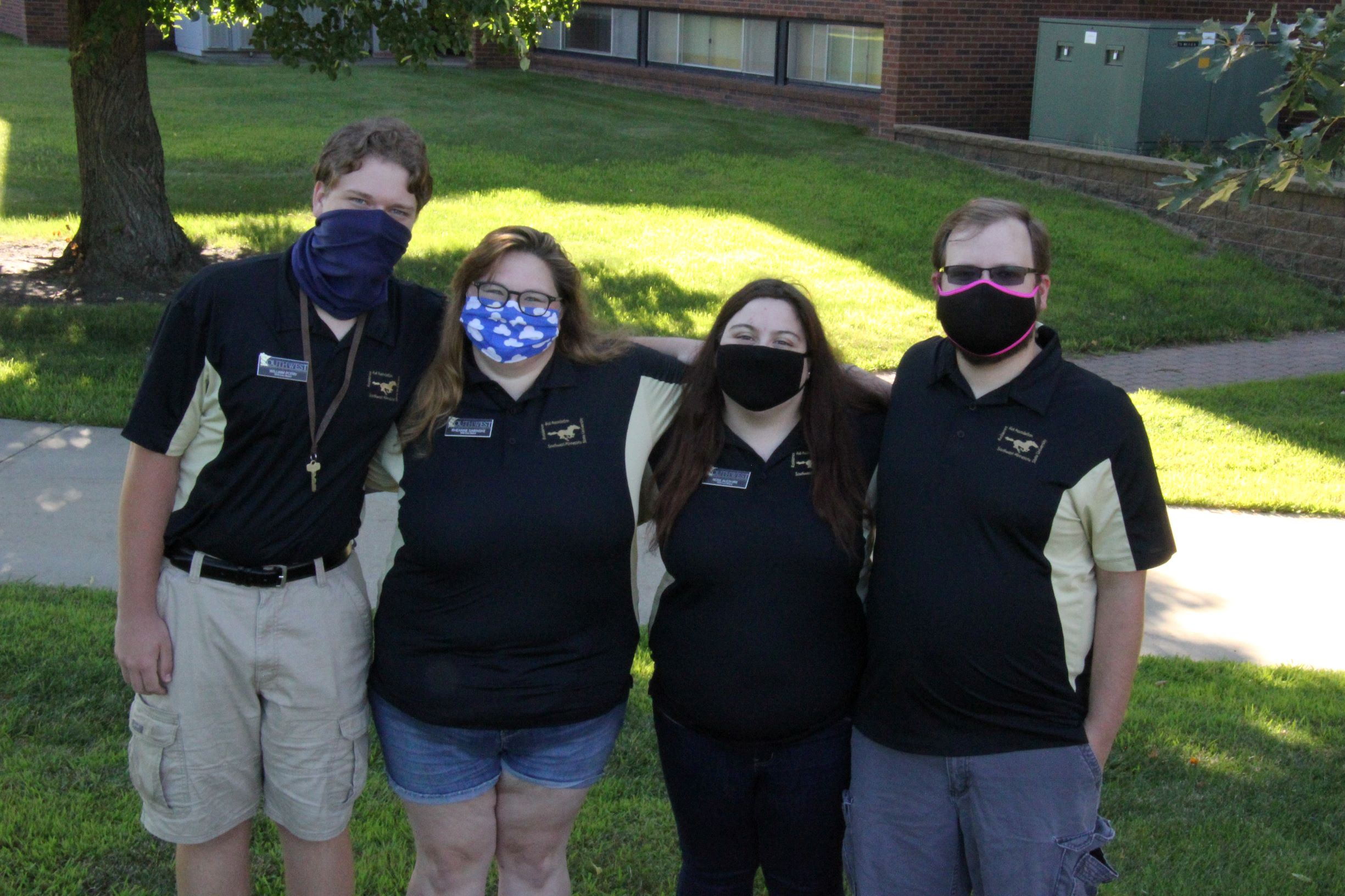 Photo of RHA executive board members