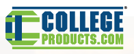Logo for College Products dot com