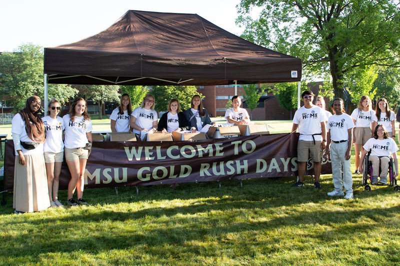 Welcome to Gold Rush Days