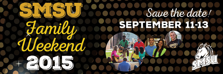 Family Weekend 2015 Graphic