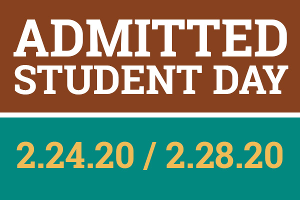 SMSU Admitted Student Day