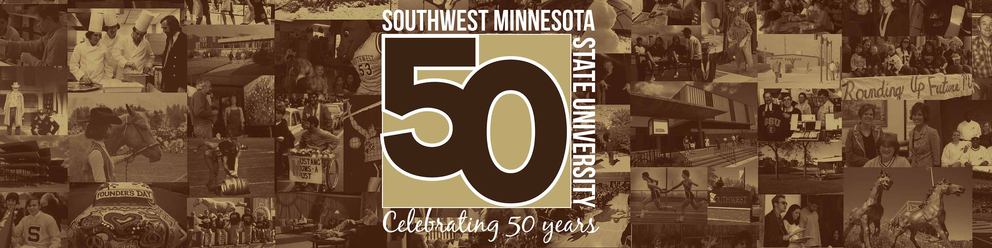 Southwest Minnesota State University - Celebrating 50 Years