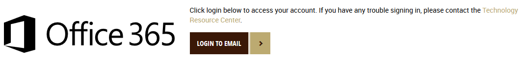 Login to Email button