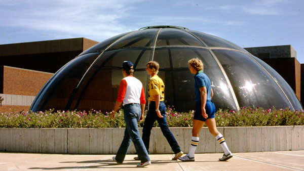 Student Center Dome