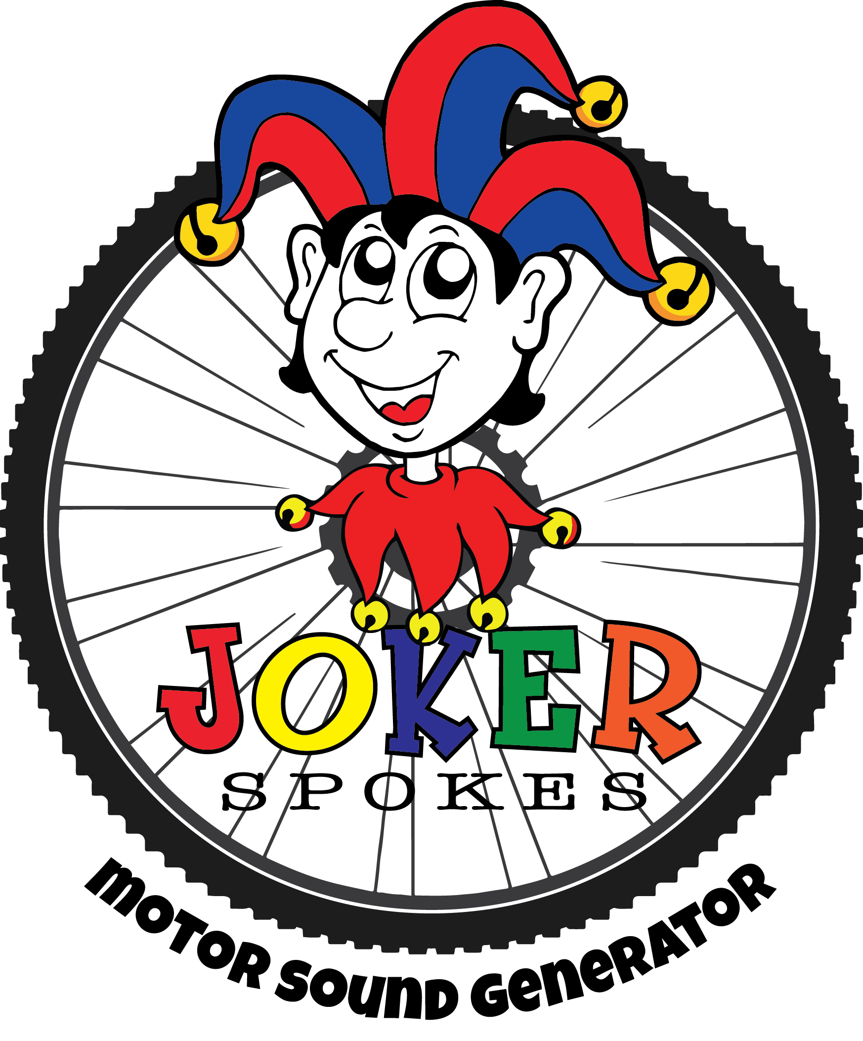 Joker Spokes Logo