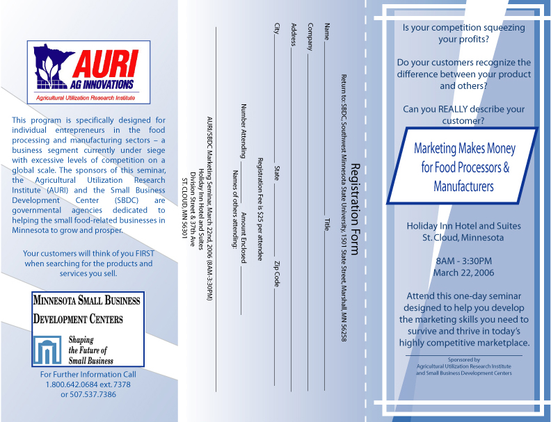 Auri Brochure Outside