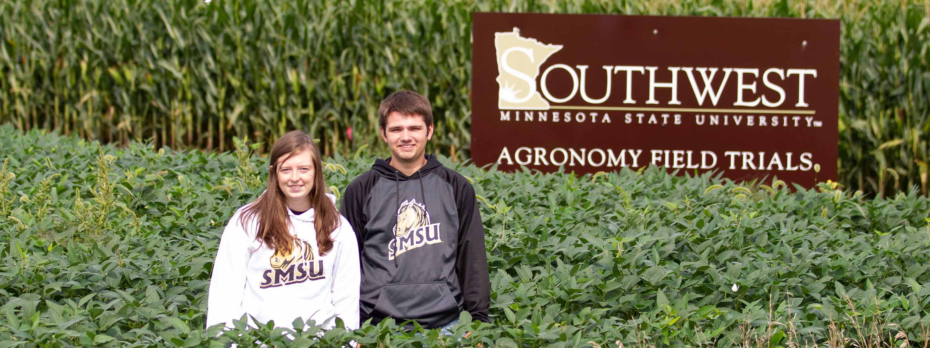 Study Agriculture At SMSU!