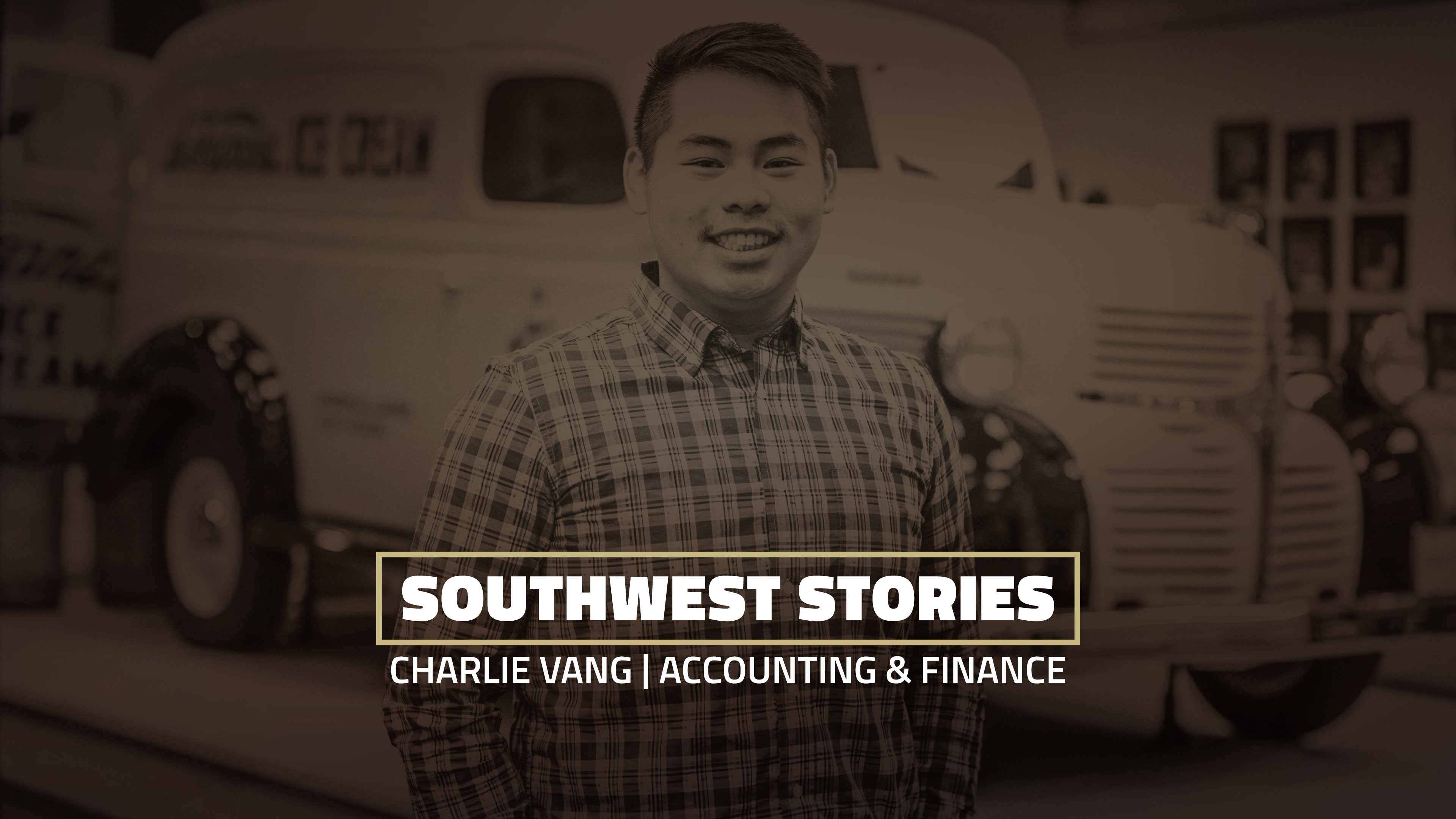 Southwest Stories: Charlie Vang (Season 1, Episode 6)