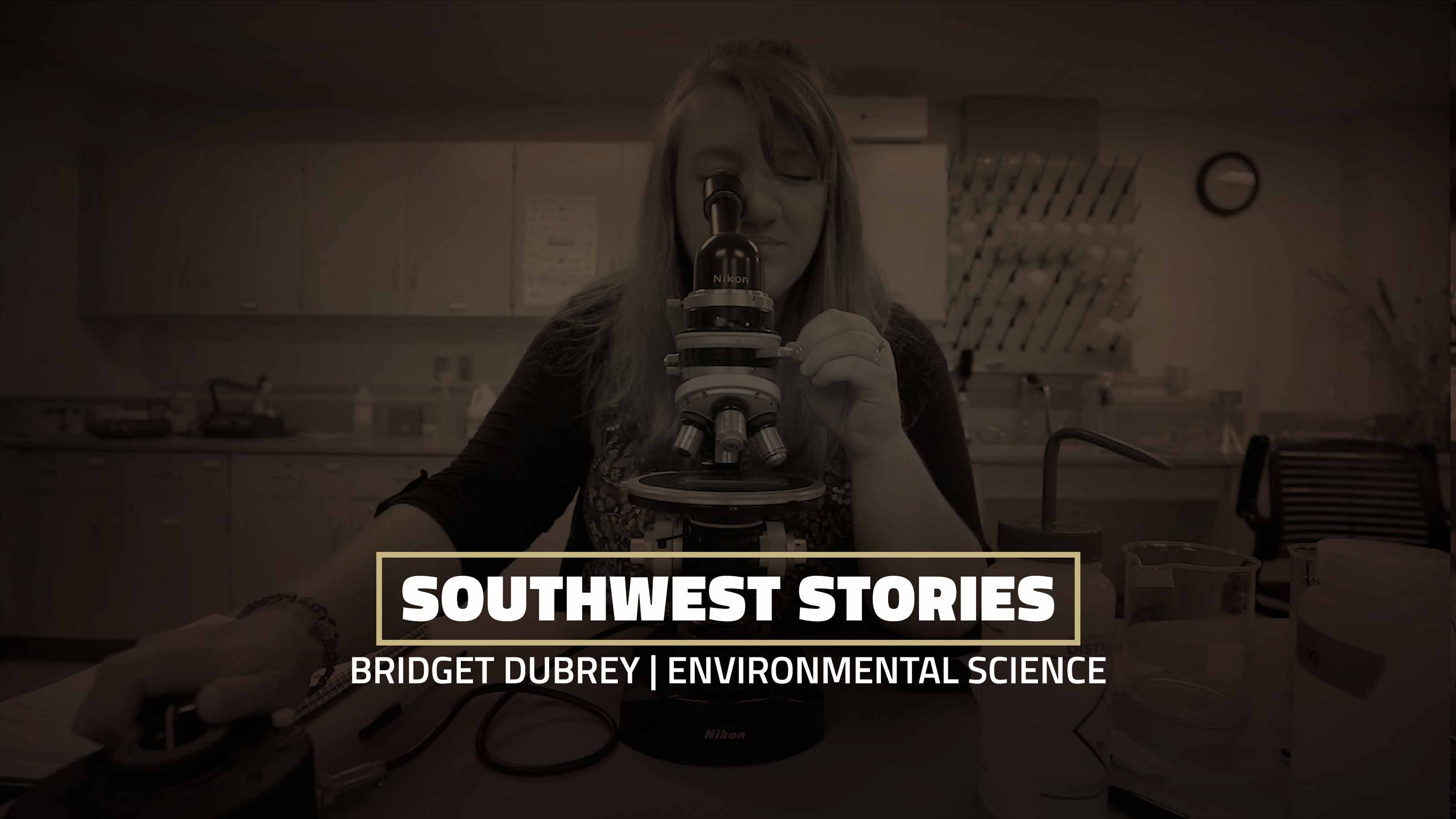 Southwest Stories: Bridget DuBrey (Season 1, Episode 3)