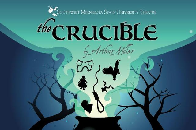 The Crucible graphic