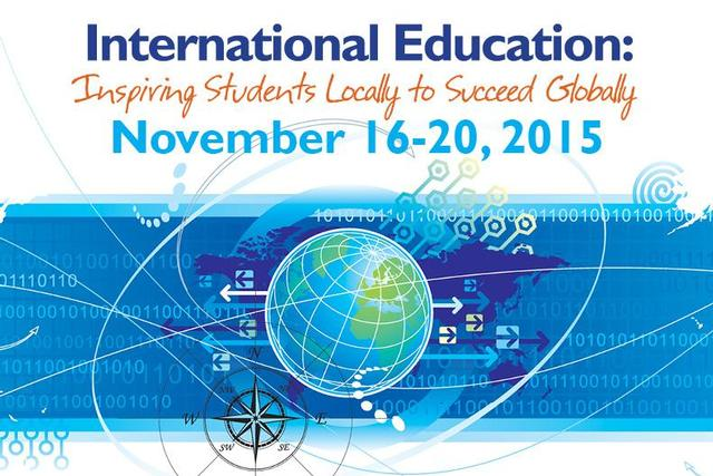 Visual Graphic for International Education Week
