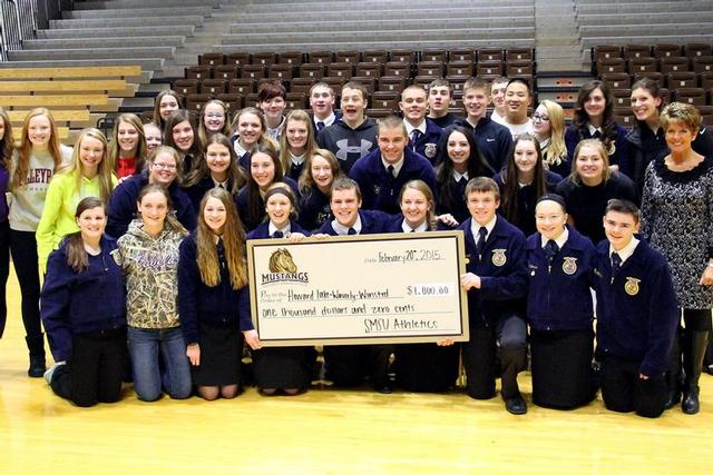 Howard Lake-Waverley-Winsted, the 2015 Ag Bowl Scholarship Invite champions