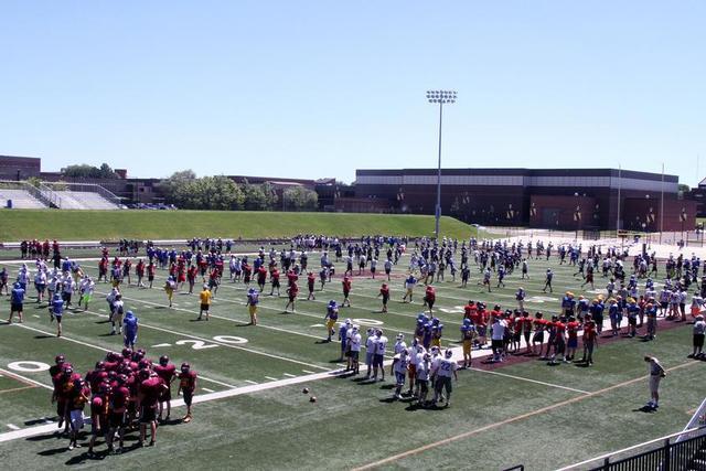 SMSU to Host Numerous Athletic Camps | Southwest Minnesota