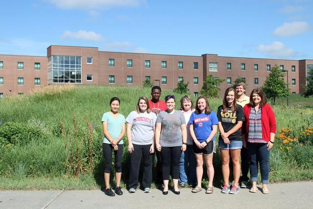 Residence Life Staff Busy During Summer