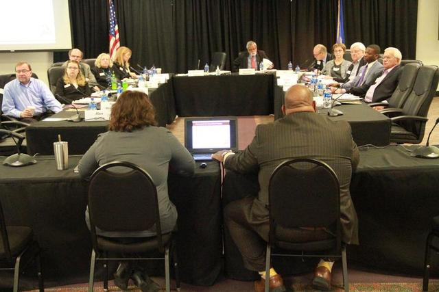Minnesota State Colleges and Universities Board of Trustees meeting