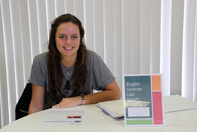 New English Learner Lab Available to Students