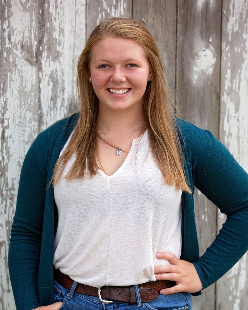 Agricultural Education Major Ashley Anderson One of Six to Earn MAELC Internship