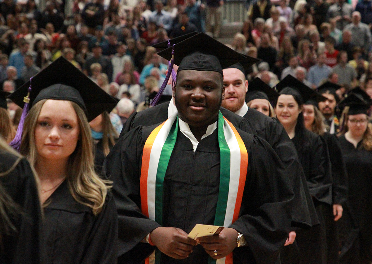 SMSU Commencement May 8 in R/A Facility