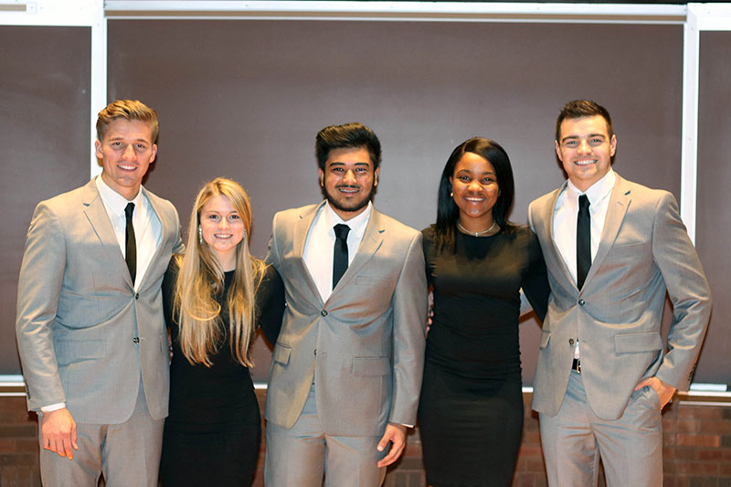 Enactus Wins Regional Competition